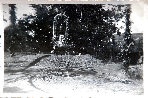 Saint-Georges-en-Auge, septembre 1945